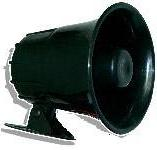 Wireless Outdoor Siren Horn - Click Image to Close